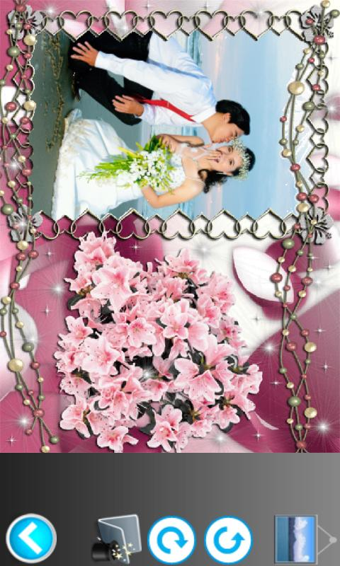 Wedding Photo Frames - screenshot