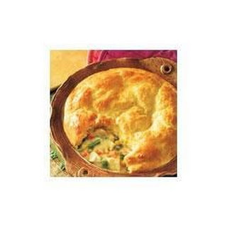 Campbell's Kitchen Easy Turkey Pot Pie
