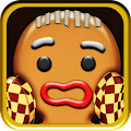 Game Gingerbread Run apk for kindle fire