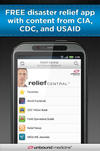 Relief Central w Ebola Guide