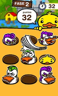 Breaking Duck (Whac-A-Mole) - screenshot thumbnail