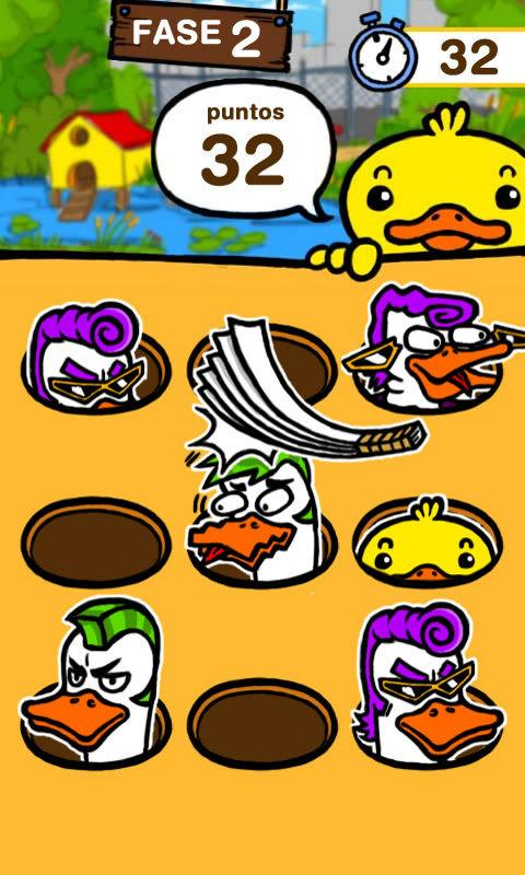 Breaking Duck (Whac-A-Mole) - screenshot