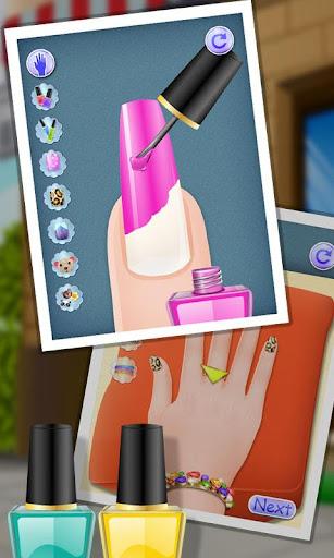 玩休閒App|ネイル変身 - ガールズゲーム免費|APP試玩