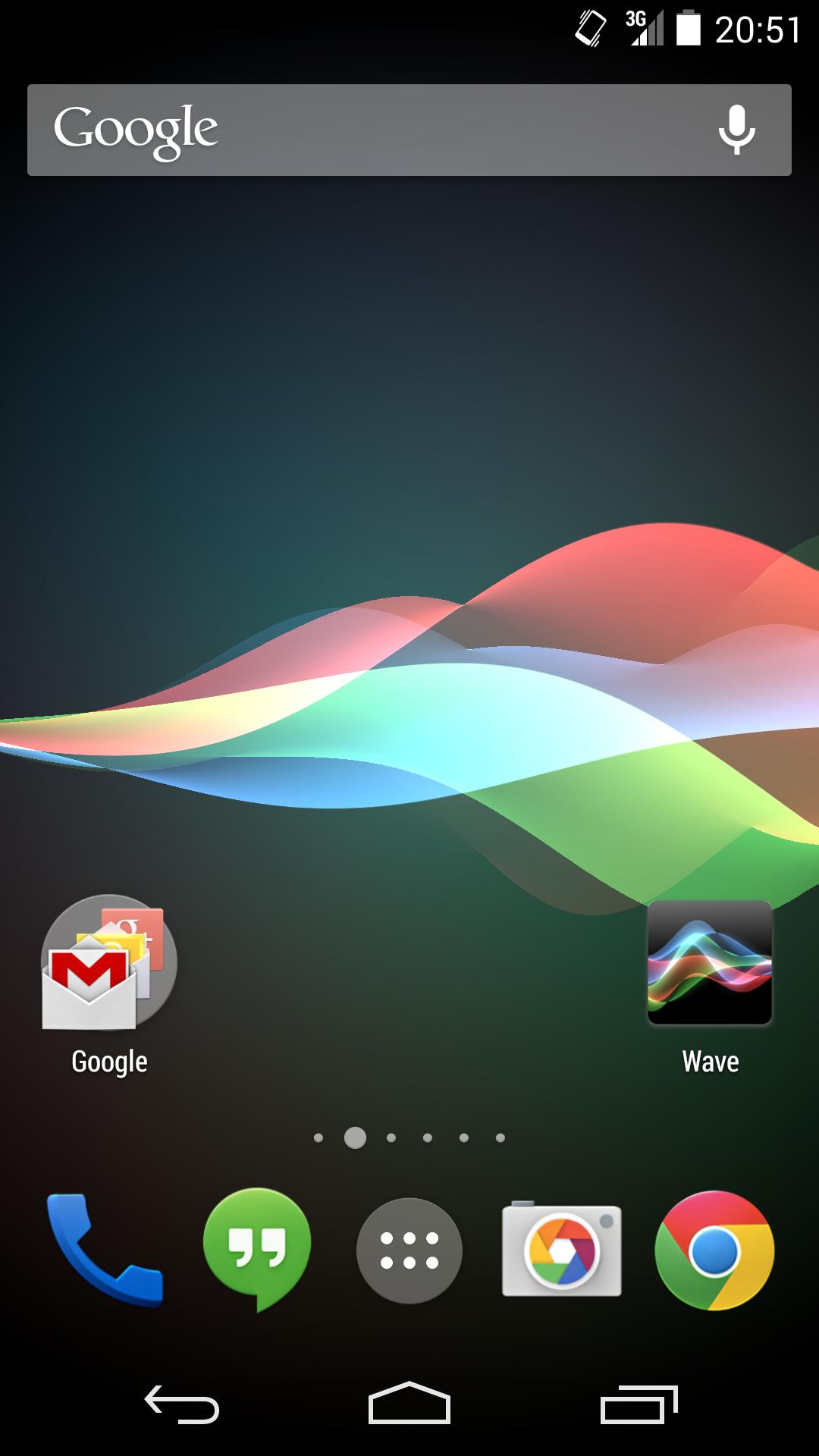 Wave screenshot #4