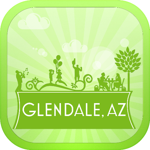 Glendale CVB LOGO-APP點子