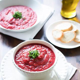 Beet Carrot Potato Soup Recipes.