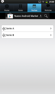 Futbol Ecuatoriano 2015- screenshot thumbnail