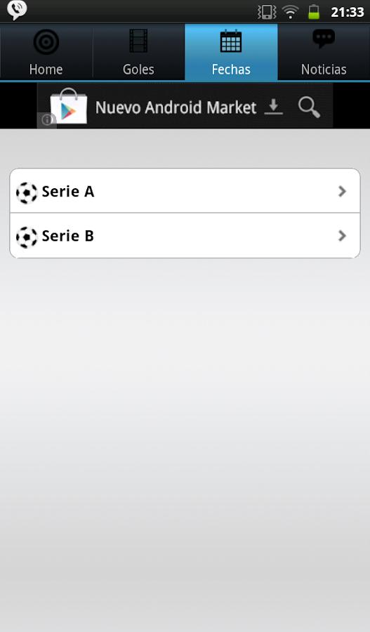 Futbol Ecuatoriano 2015- screenshot