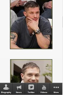 Tom Hardy Uncovered - screenshot thumbnail