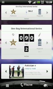 ECB Cricket - screenshot thumbnail