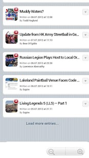 Social Paintball- screenshot thumbnail