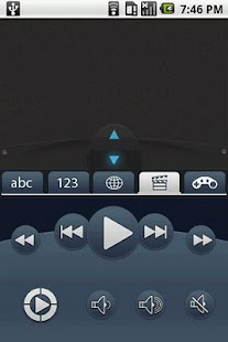 BlueWave Air Mouse for Android - screenshot thumbnail
