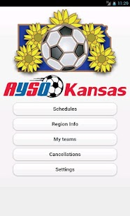 AYSO Kansas - screenshot thumbnail