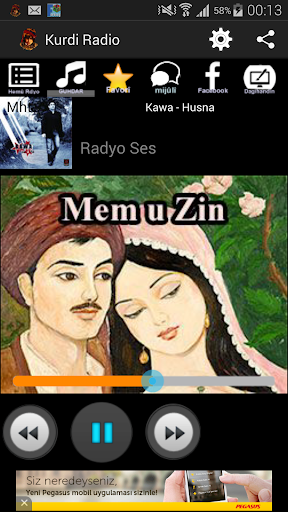 Kurtce Radyo Kurdish Radio
