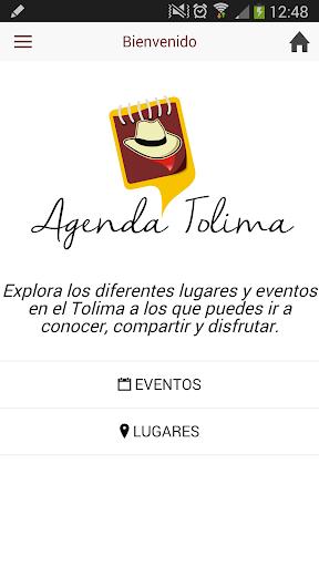 AGENDA TOLIMA