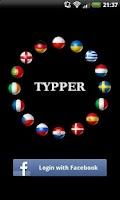 Screenshot of Typper