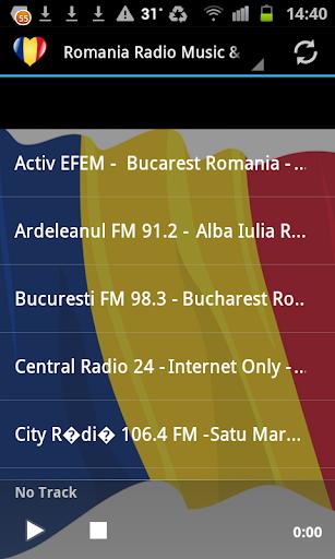 Romania Radio Music News