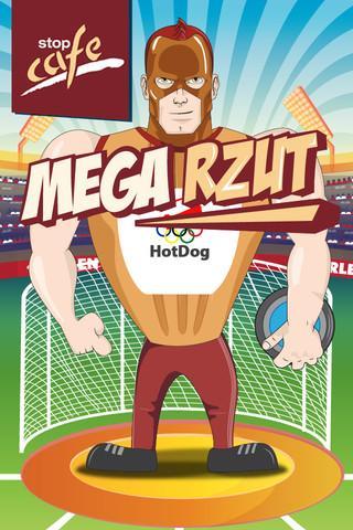 Mega Rzut- screenshot