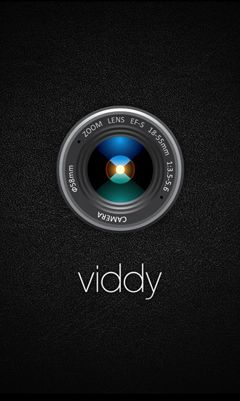 Viddy - screenshot