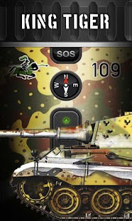 Tank Flashlight (German pack)- screenshot thumbnail