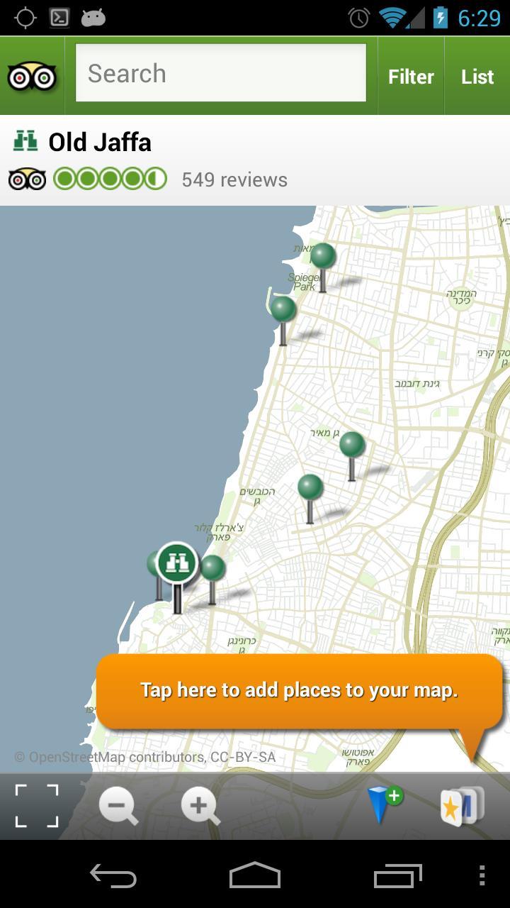 Tel Aviv City Guide screenshot #2