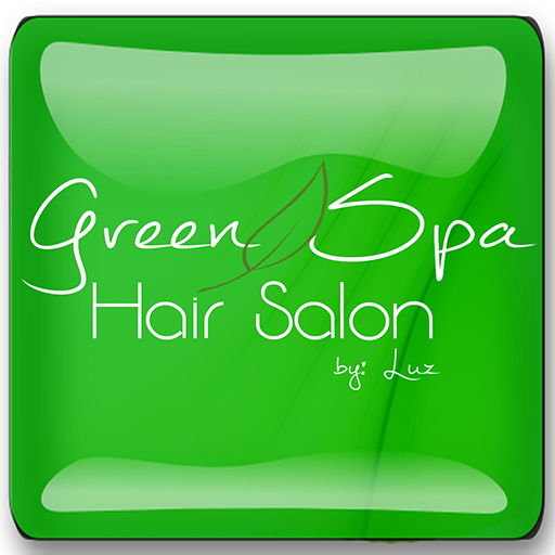Green Spa Hair Salon LOGO-APP點子