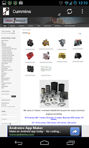Truckers Diesel Parts Finder screenshot 4