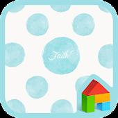 faith dodol launcher theme