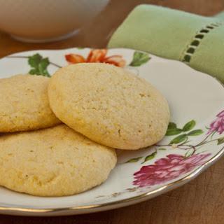 Italian Cornmeal Cookies.