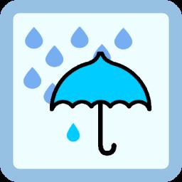 お天気アラーム(雨アラーム)