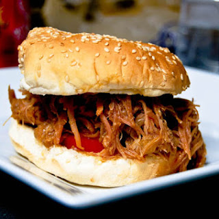 Pulled Pork Sandwiches.