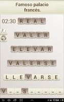 Screenshot of Juego de Palabras en Español