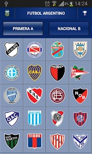 Futbol Argentino by CentroGol - screenshot thumbnail