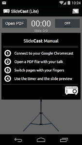 SlideCast (Chromecast) screenshot 1