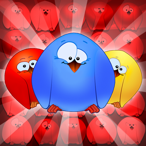 Bubble Birds Match 3 解謎 App LOGO-硬是要APP