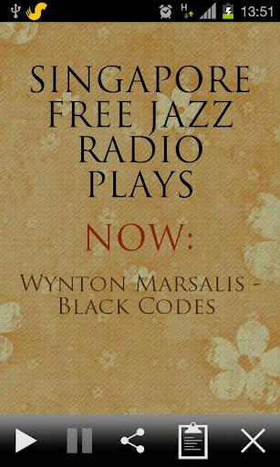Singapore Free Jazz Radio