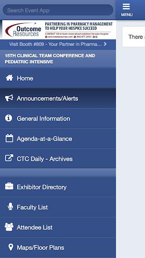 CTC2014 App