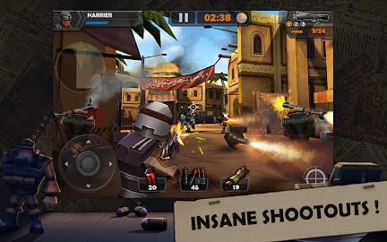 WarCom: Genesis Screenshot 2