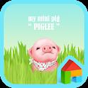 babypig pigri dodol theme icon
