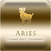 Aries Zodiac Gold WP