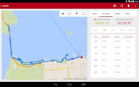 Runtastic Road Bike Tracker 2.2.1 screenshot 37461