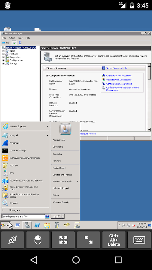 ITmanager.net - IT Manager- screenshot