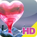 Love HD Wallpapers icon