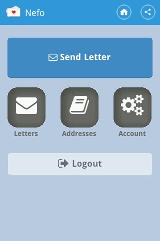 NeFo - screenshot