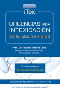 iTox Urgencias intoxicación- screenshot thumbnail