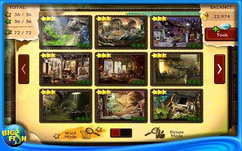 100% Hidden Objects - screenshot thumbnail