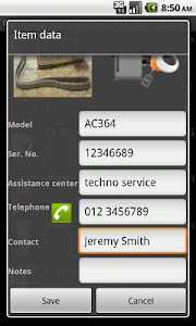 Home Appliances Assistant Demo screenshot 4