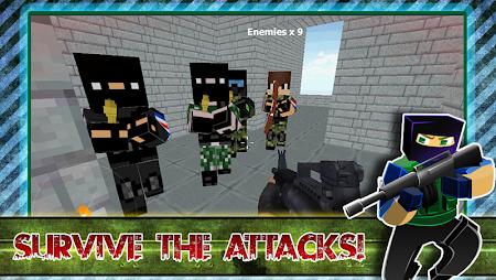 Cube Strike War Encounters C6 screenshot 54324