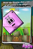 Screenshot of Big Pig - physics puzzle game