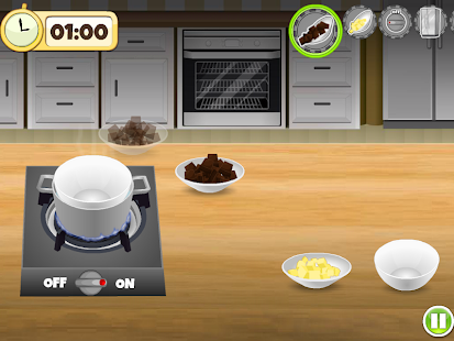 Yummy Chef - Black Forest Cake - screenshot thumbnail